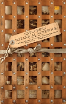 Explorers' Botanical Notebook, Hardback Book