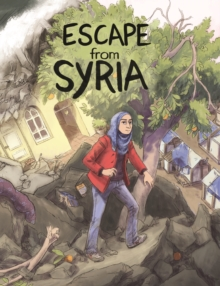 Escape from Syria, Hardback Book