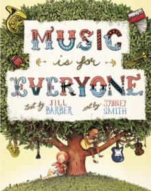 Music Is For Everyone, Paperback / softback Book