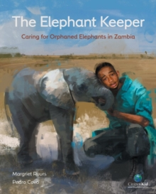 The Elephant Keeper, Hardback Book
