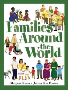Families Around The World, Paperback Book