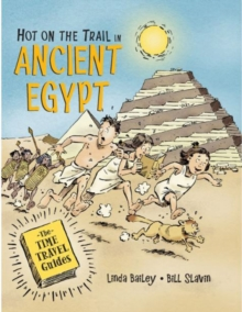 Hot On The Trail In Ancient Egypt, Paperback / softback Book