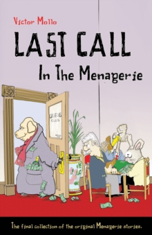 Last Call in the Menagerie, Paperback Book