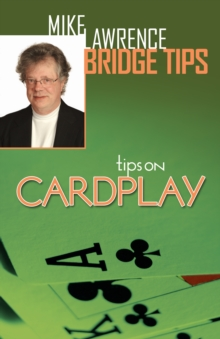 Tips on Card Play, Paperback / softback Book