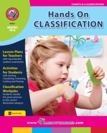 Hands On Classification Gr. PK-K, PDF eBook