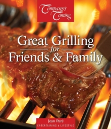 Great Grilling for Friends & Family, Spiral bound Book