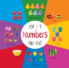 Numbers for Kids age 1-3 (Engage Early Readers: Children's Learning Books), EPUB eBook