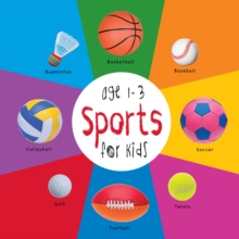 Sports for Kids age 1-3 (Engage Early Readers: Children's Learning Books), PDF eBook