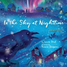 In the Sky at Nighttime, Hardback Book