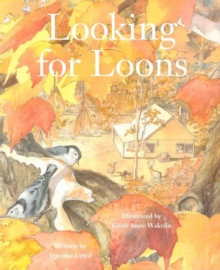Looking For Loons, Paperback Book