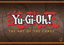 Yu-Gi-Oh! The Art of the Cards, Hardback Book