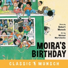 Moira's Birthday, Hardback Book