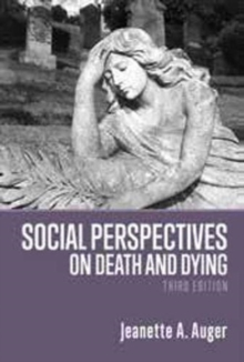Social Perspectives on Death and Dying, Paperback / softback Book