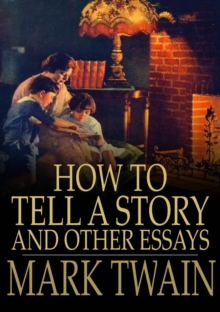 How to Tell a Story and Other Essays, EPUB eBook