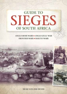 Guide to sieges of South Africa, Paperback / softback Book