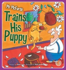 Mr Mcfurtle Trains His Puppy, Paperback Book