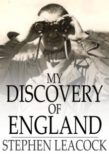 My Discovery of England, EPUB eBook