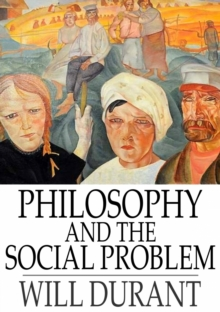 Philosophy and the Social Problem, EPUB eBook