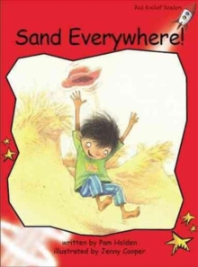 Red Rocket Readers : Early Level 1 Fiction Set C: Sand Everywhere!, Paperback / softback Book