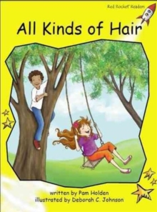 All Kinds of Hair, Paperback Book