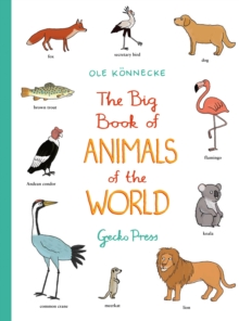 Big Book of Amimals of the World, Board book Book