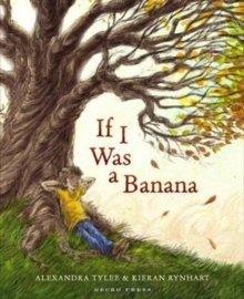 If I Was a Banana, Paperback Book
