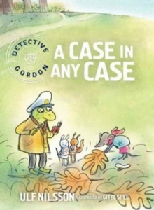 Detective Gordon : A Case in any case, Paperback Book