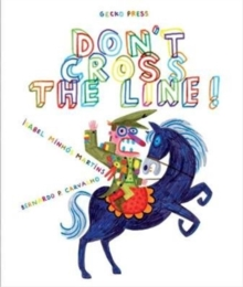 Don't Cross the Line!, Paperback Book