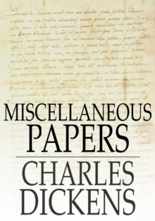 Miscellaneous Papers, EPUB eBook