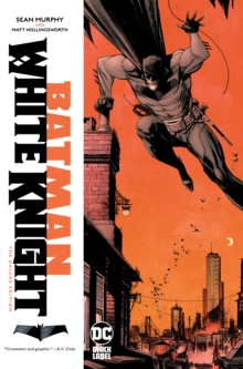 Batman: White Knight Deluxe Edition, Hardback Book