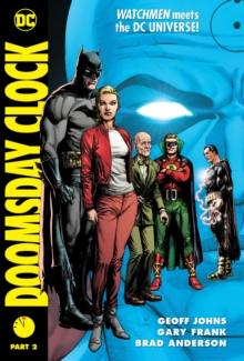 Doomsday Clock Part 2, Hardback Book