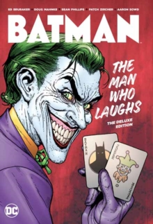 Batman: The Man Who Laughs Deluxe Edition, Hardback Book