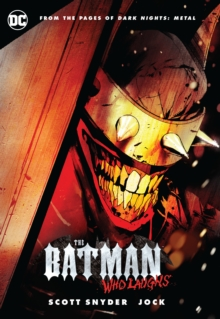 The Batman Who Laughs, Paperback / softback Book
