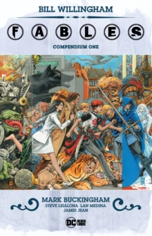 Fables Compendium One, Paperback / softback Book