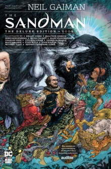 The Sandman: The Deluxe Edition Book Two, Hardback Book