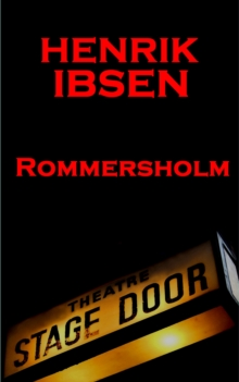 Rosmersholm (1886), EPUB eBook