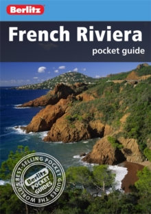 Berlitz: French Riviera Pocket Guide, Paperback Book