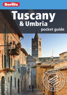 Berlitz Pocket Guide Tuscany and Umbria, Paperback Book