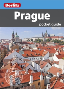 Berlitz: Prague Pocket Guide, Paperback Book