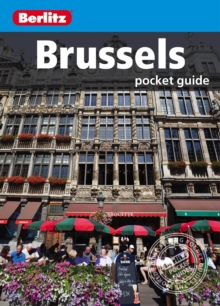 Berlitz: Brussels Pocket Guide, Paperback Book