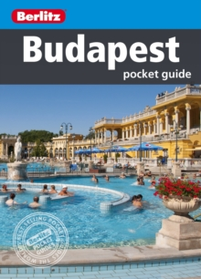Berlitz: Budapest Pocket Guide, Paperback Book