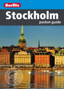 Berlitz: Stockholm Pocket Guide, Paperback Book
