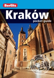 Berlitz: Krakow Pocket Guide, Paperback Book