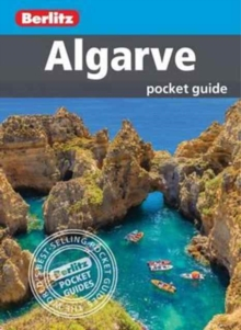 Berlitz Pocket Guide Algarve, Paperback Book