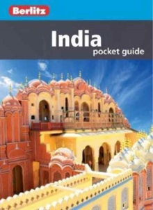 Berlitz Pocket Guide India, Paperback / softback Book