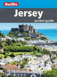Berlitz Pocket Guide Jersey - Jersey Travel Guide, Paperback Book