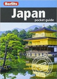 Berlitz Pocket Guide Japan, Paperback Book