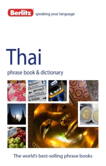 Berlitz Language: Thai Phrase Book & Dictionary, Paperback Book