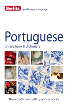 Berlitz Language: Portuguese Phrase Book & Dictionary, Paperback Book