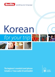 Berlitz Language: Korean for Your Trip, Mixed media product Book